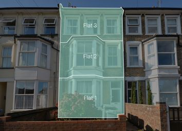 Thumbnail 5 bed terraced house for sale in Pakefield Road, Lowestoft