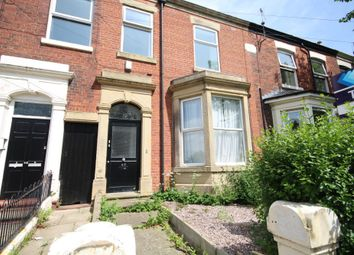 Thumbnail 1 bed flat to rent in Brackenbury Road, Fulwood, Preston