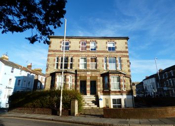 Thumbnail 1 bed flat to rent in Ramsgate Road, Broadstairs