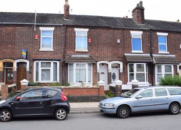 Thumbnail 3 bed terraced house for sale in Boughey Road, Shelton, Stoke On Trent
