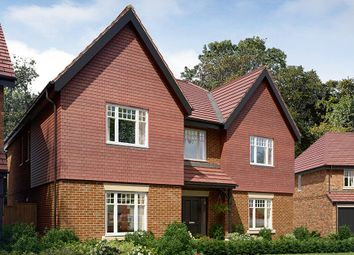 "Thumbnail 5 bed detached house for sale in ""The Oakham"" at Wingfield Road, Alfreton"