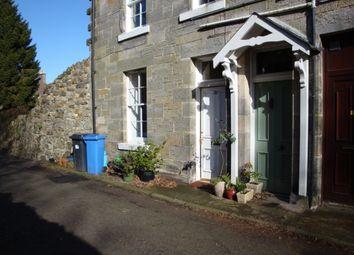 Thumbnail 1 bed flat to rent in Park Lane, Aberdour, Fife