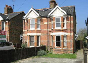 Thumbnail 2 bed semi-detached house for sale in Furlong Road, Bourne End