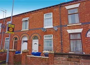 Thumbnail 3 bed terraced house for sale in Queen Street, Burton-On-Trent