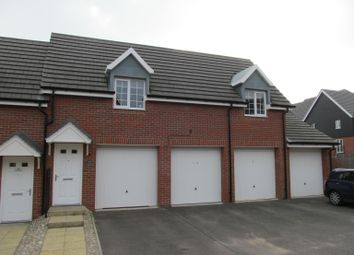 Thumbnail 2 bedroom flat to rent in Curlew Close, Stowmarket