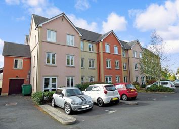 Thumbnail 1 bed flat for sale in Gwenllian Morgan Court, Brecon