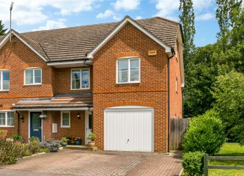 Thumbnail 3 bed end terrace house for sale in Bluebell Gardens, Emmer Green, Reading, Berkshire