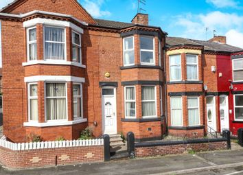 Thumbnail 3 bed terraced house for sale in Halcyon Road, Birkenhead