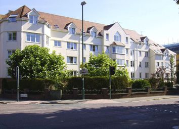 Thumbnail 2 bedroom flat for sale in Wellington Court, Bournemouth