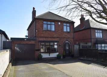 Thumbnail 3 bed detached house for sale in Swadlincote Lane, Castle Gresley, Swadlincote
