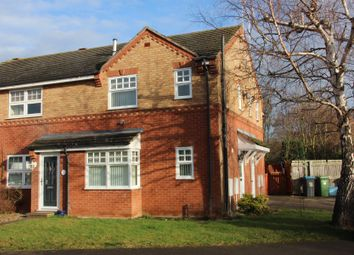 Thumbnail 1 bed town house to rent in Showfield Drive, Easingwold, York