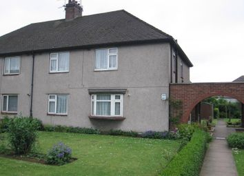 Thumbnail 2 bed flat for sale in Queensway, Scunthorpe