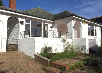 Thumbnail 3 bedroom detached house to rent in Shirley Drive, Hove