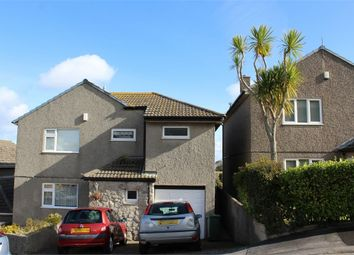 Thumbnail 4 bed detached house for sale in Gurnick Road, Newlyn, Penzance, Cornwall