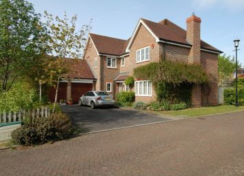 Thumbnail 5 bed detached house for sale in Broad Field Road, Yarnton, Kidlington