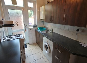 Thumbnail 3 bedroom terraced house to rent in Harrow Road, West End, Leicester