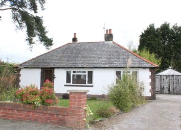 Thumbnail 2 bed detached bungalow to rent in Beech Grove, Darwen