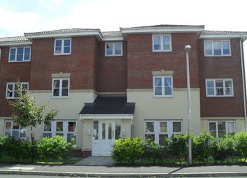 Thumbnail 2 bedroom flat to rent in William Foden Close, Sandbach