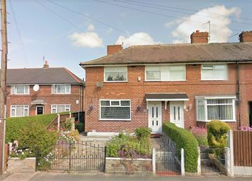 Thumbnail 3 bedroom end terrace house for sale in Shelford Avenue, Manchester