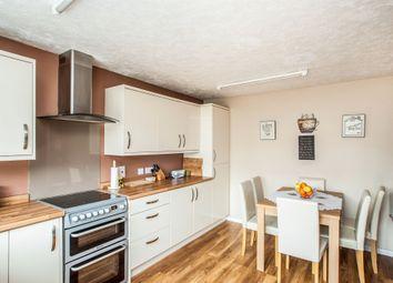 Thumbnail 3 bedroom end terrace house for sale in St. Agnells Lane, Hemel Hempstead