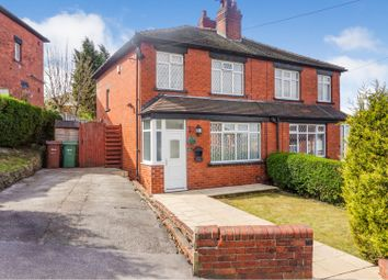 Thumbnail 3 bed semi-detached house for sale in Sunnyview Terrace, Leeds