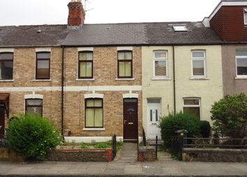 Thumbnail 2 bed terraced house to rent in Richards Street, Cardiff