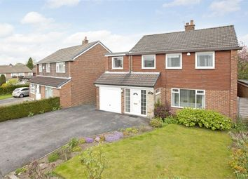 Thumbnail 4 bed detached house for sale in Brooklands Lane, Menston, West Yorkshire