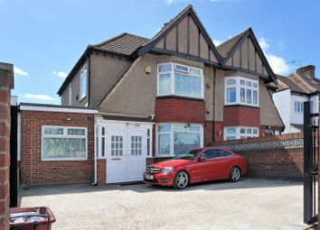 Thumbnail 4 bed semi-detached house for sale in Great South West Road, Hounslow