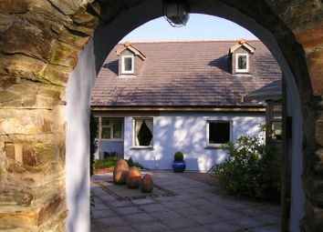 Thumbnail 4 bed detached house for sale in Helstone, Camelford