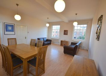 Thumbnail 2 bed flat for sale in Grafton Street, Semilong, Northampton