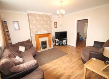 Thumbnail 3 bed terraced house for sale in Plawsworth Road, Sacriston, Durham