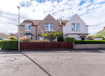 Thumbnail 5 bed semi-detached house for sale in Grierson Avenue, Trinity, Edinburgh