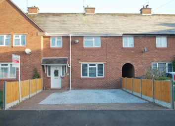 Thumbnail 3 bed terraced house for sale in Alauna Avenue, Alcester