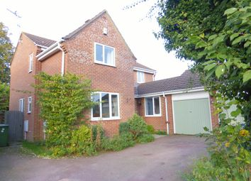 Thumbnail 4 bed detached house for sale in Greenacre Close, Brundall, Norwich