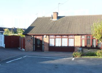 Thumbnail 2 bed semi-detached bungalow for sale in Rose Avenue, Kingswinford