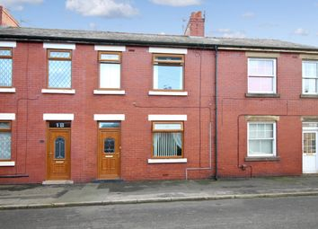 Thumbnail 3 bed terraced house for sale in Catherine Street, Preston, Lancashire