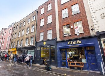 Thumbnail Property for sale in D'arblay Street, London