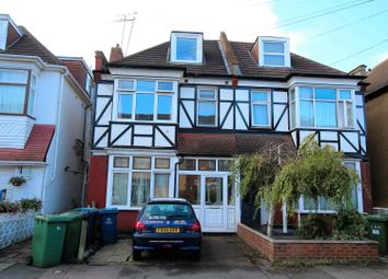 Thumbnail 1 bed flat for sale in 64 Welldon Crescent, Harrow