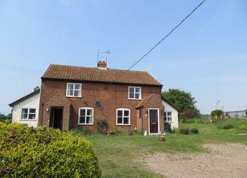 Thumbnail 6 bed cottage for sale in Bartholomews Lane, Wenhaston, Halesworth