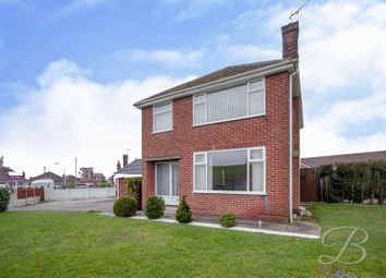 Thumbnail 3 bed detached house for sale in Edmonton Road, Clipstone Village, Mansfield