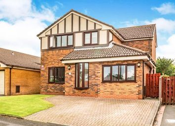 4 bed detached house for sale in St. Christophers Road, Ashton Under Lyne, Tameside, Greater Manchester OL6