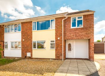 3 bed semi-detached house for sale in Grebe Close, St. Ives, Huntingdon PE27