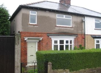 Thumbnail 3 bed semi-detached house to rent in Laird Road, Sheffield
