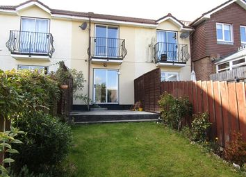 Thumbnail 2 bed terraced house to rent in Biscombe Gardens, Saltash, Cornwall
