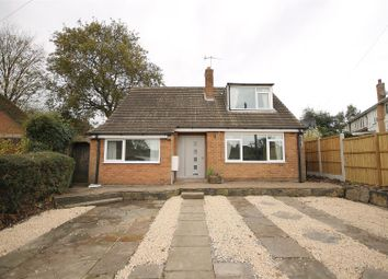 Thumbnail 4 bed detached bungalow for sale in Linscott Close, Newbold, Chesterfield