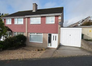 Thumbnail 3 bed semi-detached house for sale in Bell Park, Bell Close, Newnham Industrial Estate, Plympton, Plymouth
