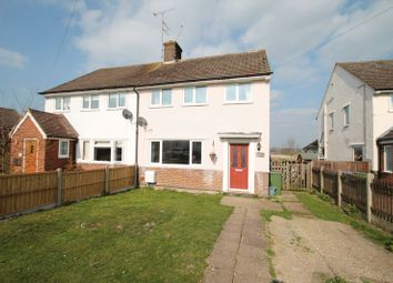 Thumbnail 3 bed semi-detached house for sale in Chiltern Avenue, Edlesborough, Buckinghamshire