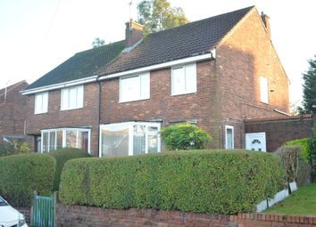 Thumbnail 3 bed semi-detached house for sale in March Flatts Road, Thrybergh, Rotherham, South Yorkshire