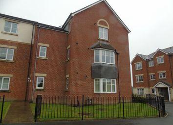 Thumbnail 2 bedroom flat for sale in Haydon Drive, Willington Quay, Wallsend