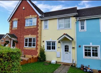 2 bed terraced house for sale in Celandine Gardens, Chaddlewood, Plymouth PL7